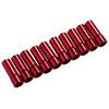 Red Cycling Products Endkappen für Schalthüllen 10er Set rot